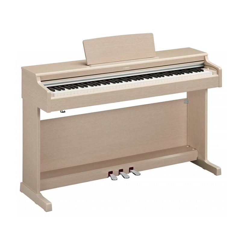 Цифровое пианино Yamaha Arius YDP-164 WA - белый пепел
