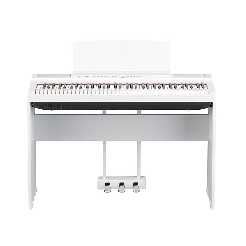Цифровое пианино Yamaha P-121 WH - белый