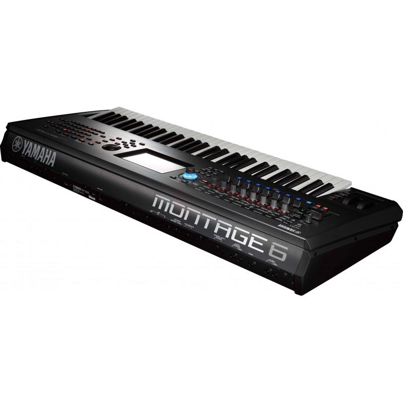 Синтезатор Yamaha Montage 6