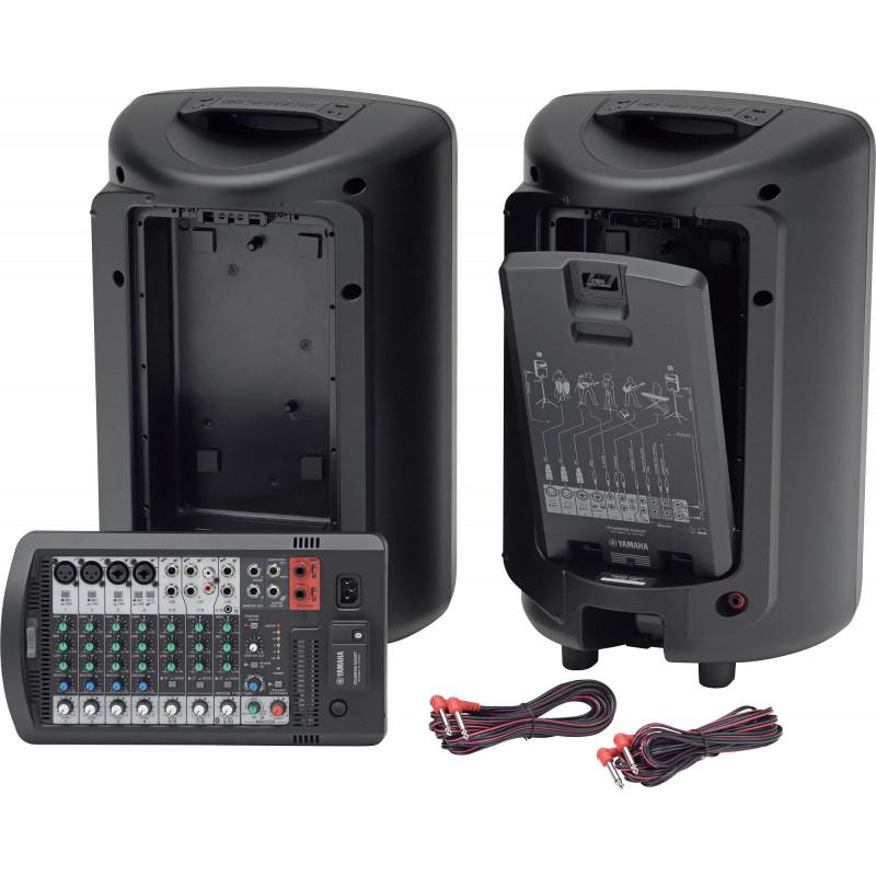 Звукоусилительный комплект Yamaha STAGEPAS 600BT
