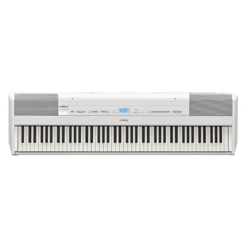Цифровое пианино Yamaha P-515WH SET