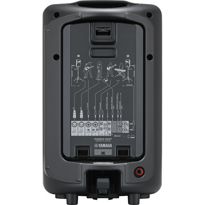 Система звукоусиления Yamaha STAGEPAS 400BT