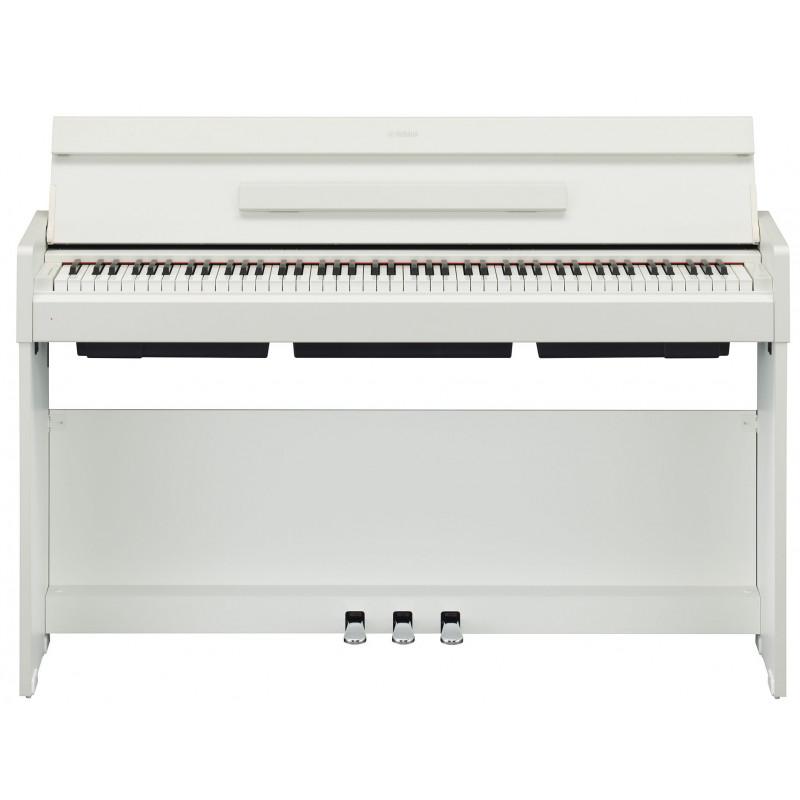 Цифровое пианино Yamaha Arius YDP-S34 WH - белый