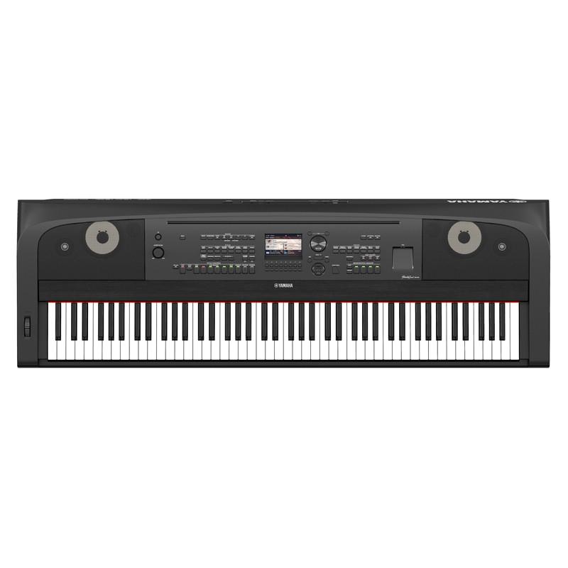 Цифровое пианино Yamaha DGX-670 B - чёрный