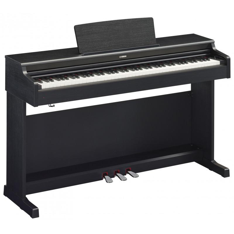 Цифровое пианино Yamaha Arius YDP-164 B - чёрный
