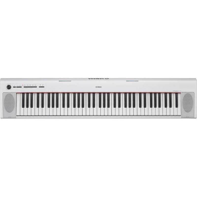 Цифровое пианино Yamaha NP-32 Piaggero WH - белый