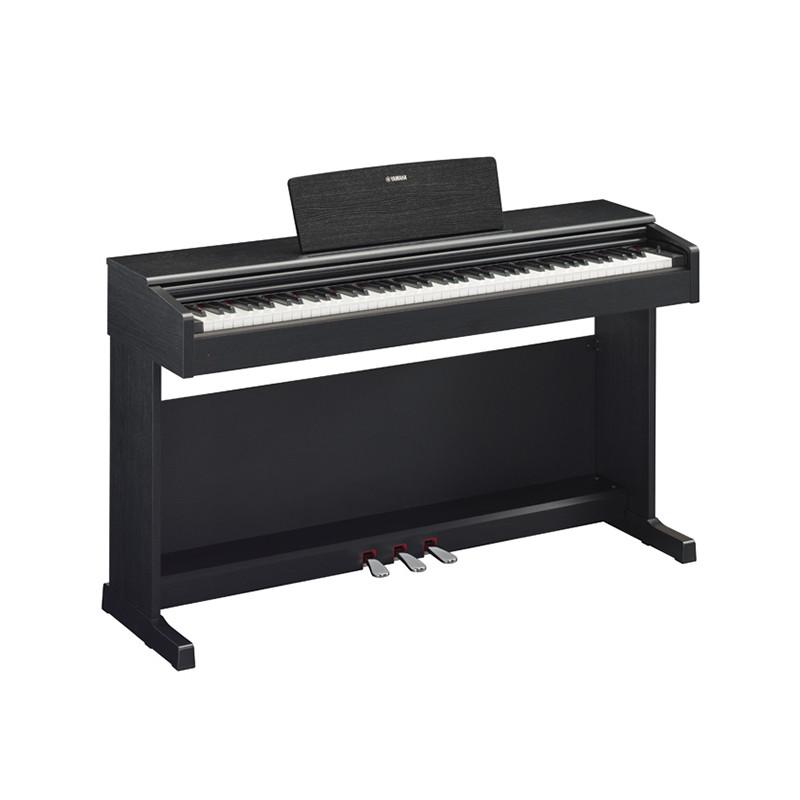 Цифровое пианино Yamaha Arius YDP-144 B - чёрный