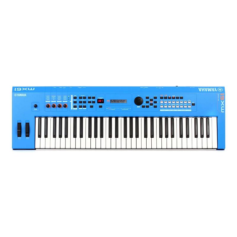 MX61 BU - синий 449578 в фирменном магазине Yamaha