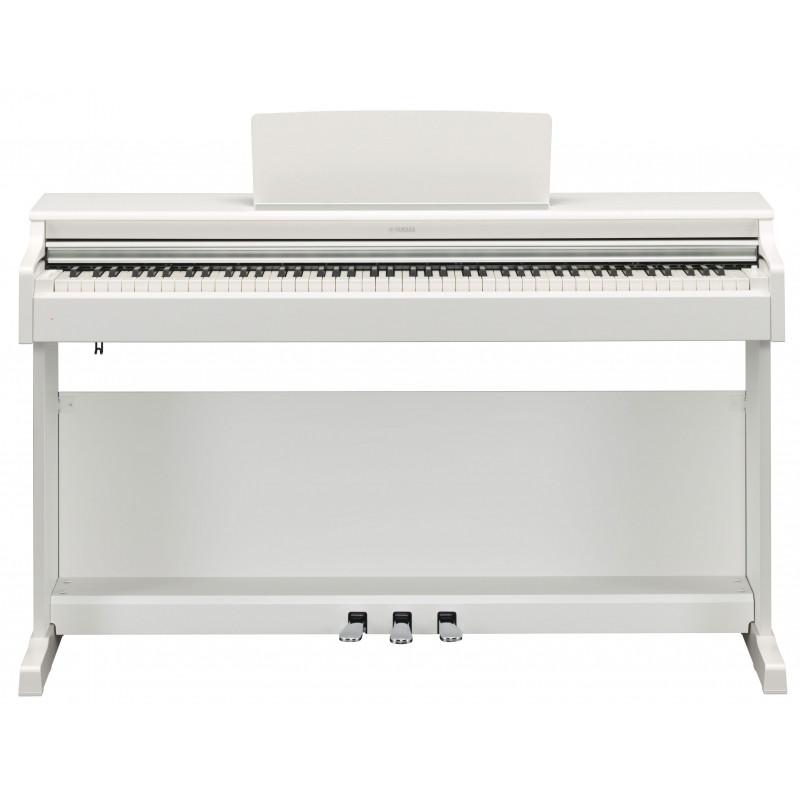 Цифровое пианино Yamaha Arius YDP-164 WH - белый